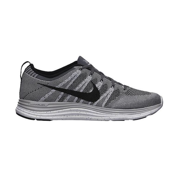 latest discount cheap price classic 🆕Nike Flyknit One Wolf Grey Black
